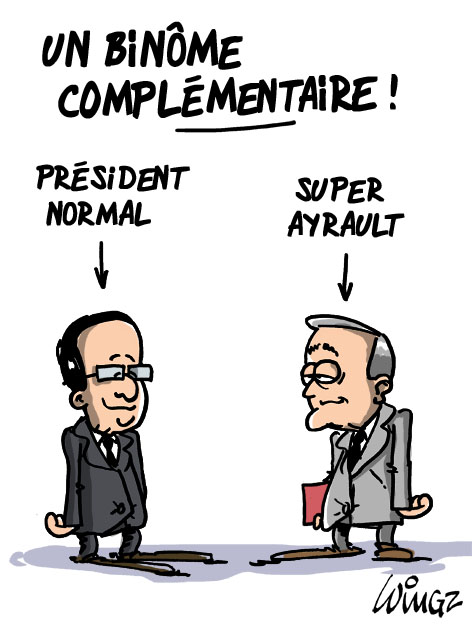 jean marc ayrault premier ministre