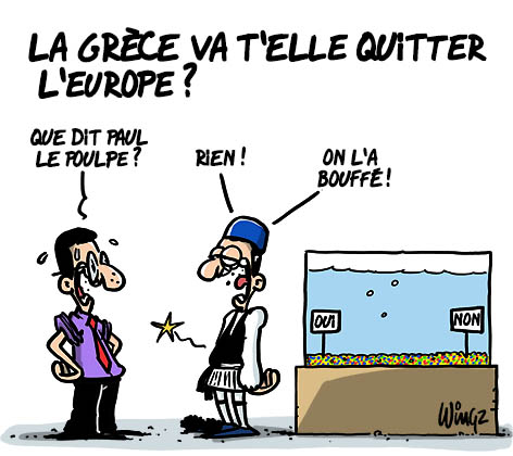 referendum grecs europe paul poulpe