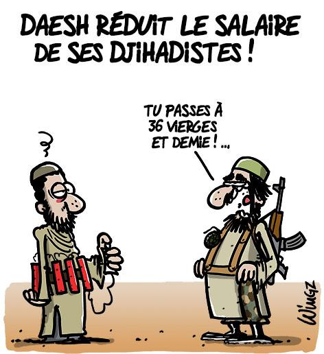 salaire djihadiste