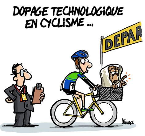 dopage mécanique cyclisme