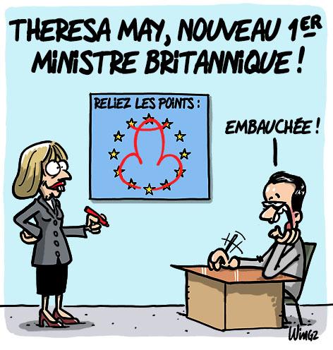 premier ministre britannique